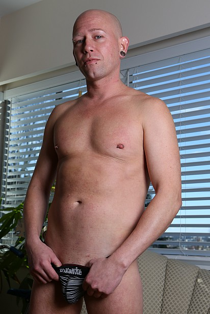 Amateur Sex Model Rob Jervis
