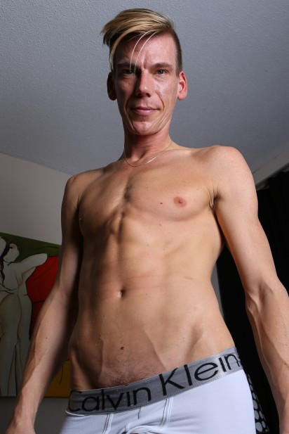 Amateur Sex Model Finn