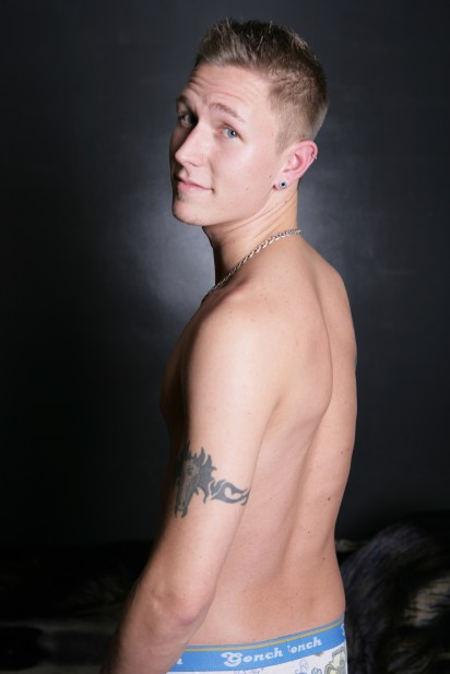 Amateur Sex Model Jake Tyler
